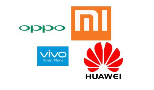 国内智能手机市场大洗牌:华为份额创新高,小米OV流失严重