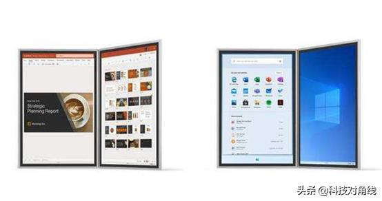 重构UI设计,全新Windows将配合微软双屏产品重磅推出