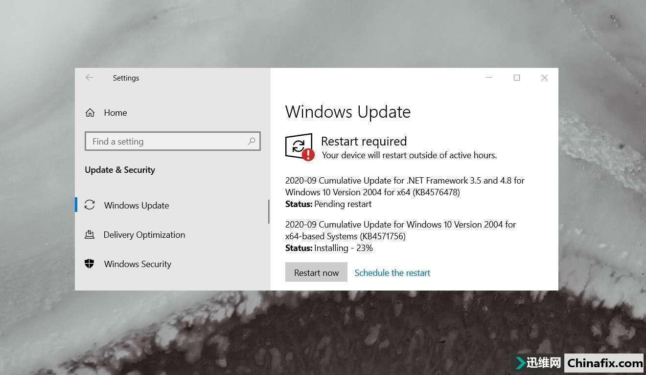 Win10又翻车,微软承认9月补丁存在Bug,SSD硬盘遭殃